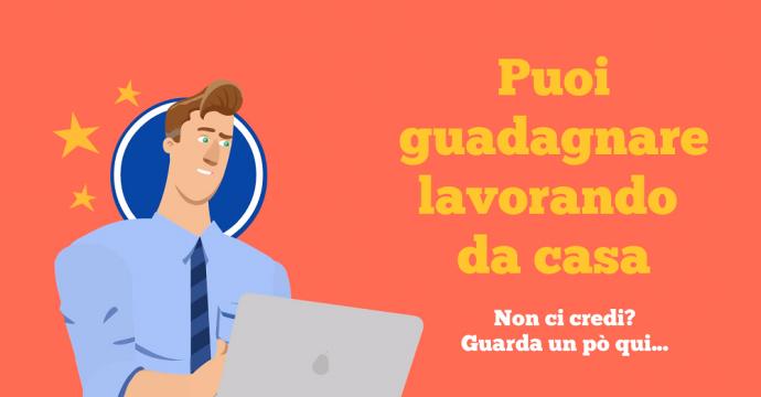 Lavori online per studenti: come guadagnare (bene) da casa