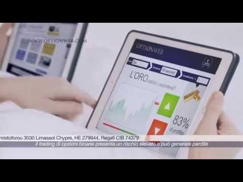 App mobile per il trading delle opzioni binarie