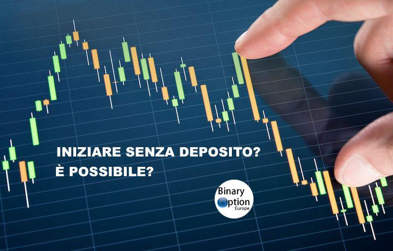 Bonus trading online senza Deposito e di Benvenuto: Lista dei Migliori